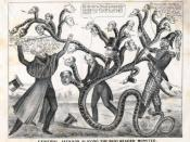 Jackson slays the many-headed monster of the Second Bank of the United States (1836)