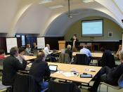 Our first CML Offsite, at Homerton College, Cambridge