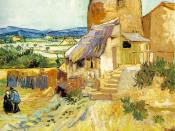 The Old Mill, 1888, Albright-Knox Art Gallery, Buffalo, NY.