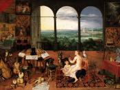 Jan Brueghel (I) - The Sense of Hearing - WGA3574