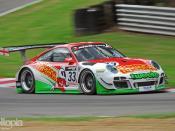 Avon Tyres British GT Championship Brands Hatch GP 10-11th August 2013