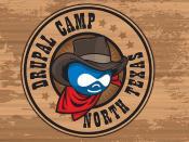 DrupalCamp North Texas 2009 Logo