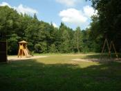 Deutsch: Der Waldspielplatz in Langes Tannen, Uetersen.