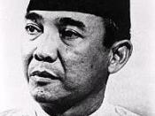 filedesc Source: This picture of Soekarno is a photo officially released by the Indonesian government and as such is in the public domain according to Article 14 item b of the Indonesia Copyright Law No 19, 2002