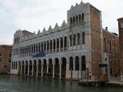 Natural History Museum, Fondaco dei Turchi, Venice