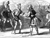 Thespis, the first, now lost, collaboration between W. S. Gilbert and Arthur Sullivan premièred on December 26, 1871. A Christmas entertainment, it was not expected to last, but due to the enduring popularity of their later collaborations, such as H.M.S.