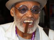 English: Melvin Van Peebles at the 2008 Tribeca All Access awards.
