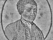 Woodcut of Benjamin Bannecker