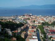 Rijeka (Croatia) Italian and Hungarian name: Fiume