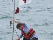 Civil service mariner
