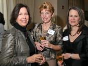 Ellen Haas, Bonnie Moore and Maria Rodriguez