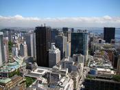 English: Aerial view of Rio de Janeiro city center, Rio de Janeiro, Brazil. Português: Vista aérea do Centro da cidade do Rio de Janeiro, Rio de Janeiro, Brasil.
