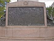 American Civil War 'Nuns of the Battlefield' Memorial Washington (DC) 2013