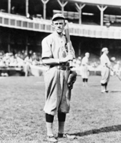 Johnny Evers (1881 – 1947), Major League Baseball player and manager