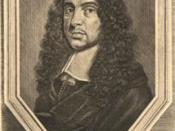 Engraving of Andrew Marvell