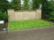 Deutsch: Grabstätte von Carl Bertelsmann auf dem Alten Stadtfriedhof in Gütersloh