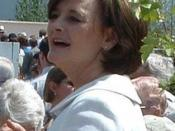 Cherie Blair Many thanks to Danrandom for making the photo available under a Creative Commons License.