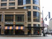 Panera Bread in Chicago's South Loop