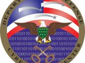 English: Official seal of the Department of Defense Cyber Crime Center