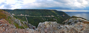 English: Cabot Trail Skyline Hike Cape Breton Island Canada 2009