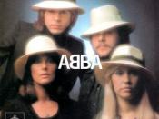 Dancing Queen single from ABBA (1976)