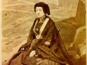 Teresa Makri, the subject of George Gordon Byron's poem