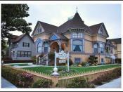 John Steinbeck home