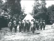 Infantry Unit in Keene New Hampshire