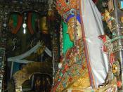 Jowo Sakyamuni Jokhang Lhasa Tibet China Buddha Rinpoche Prince Siddhartha 中国西藏拉萨大昭寺本师释迦牟尼佛十二岁等身像  觉阿佛 觉沃佛 仁波切 悉达多 太子 A1679