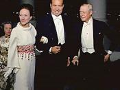 English: The Duchess of Windsor, President Richard Nixon, and The Duke of Windsor.