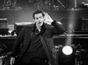 Español: Jim Carrey, Premios 40 Principales Palacio de los Deportes, 12.12.08 Madrid, Espana