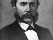 English: John D. Rockefeller, founder of Standard Oil. c. 1872