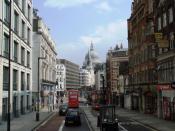 Londres - Fleet Street