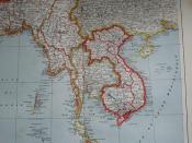 Indochina, 1925