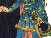 Гравюры по рисункам Крейна к сказке