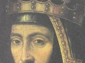 john of gaunt, son of edward iii of england, husband of katherine swynford, father of henry iv of england