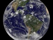 Hurricane Carlotta Stands Out in Earth View