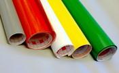 English: Colour self adhesive tape (self adhesive paper) Русский: Самоклеящаяся цветная плёнка
