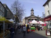 Lancaster, Market Street