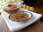 Vietnamese Nuoc Cham Sauce