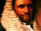 Eureka Stockade leader Peter Lalor in later life as Speaker of the Legislative Assembly of Victoria.