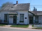 L.M.Montgomery Birthplace