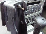 Hands-free kit (Saab 9-5)