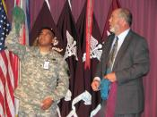 US Army 51461 Customer service guru speaks to Madigan leaders