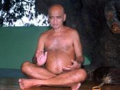English: Acharya Shri 108 Vidyasagarji Maharaj