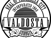 Official seal of Valdosta, Georgia, USA