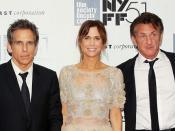 Ben Stiller, Kristen Wiig, Sean Penn