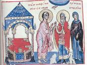 Moses, confronted about his Cushite wife