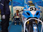 MFJ GP2012  team KAGAYAMA  Yuichi Takeda san