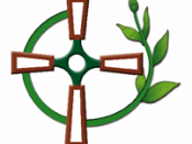 Logo of the Christian Brothers, adopted in January 2006.